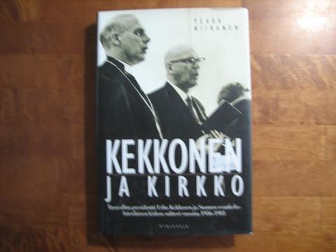 Kekkonen ja kirkko, Pekka Niiranen