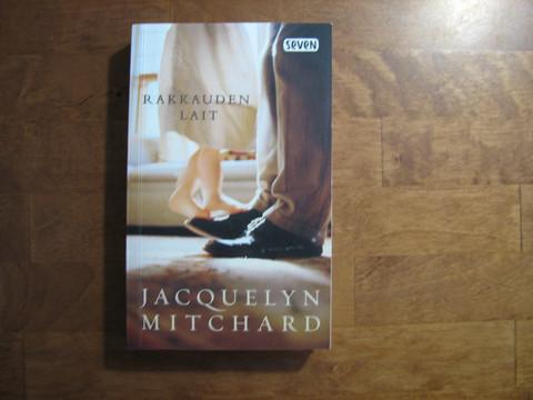 Rakkauden lait, Jacquelyn Mitchard