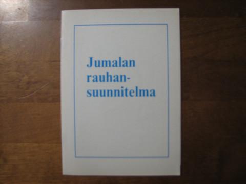 Jumalan rauhansuunnitelma, Ulla Järvilehto