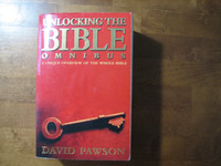 Unlocking the Bible omnibus, David Pawson