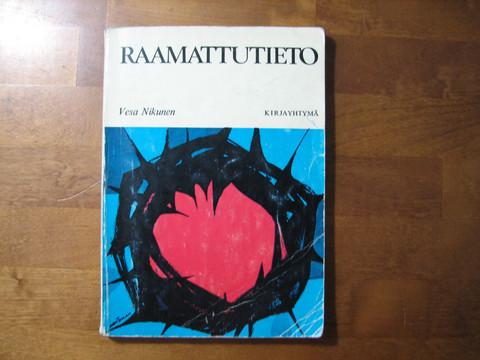 Raamattutieto, Vesa Nikunen