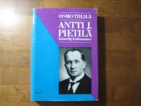 Antti J. Pietilä, kiistelty kirkonmies, Osmo Tiililä