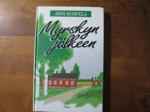 Myrskyn jälkeen, Anni Korpela