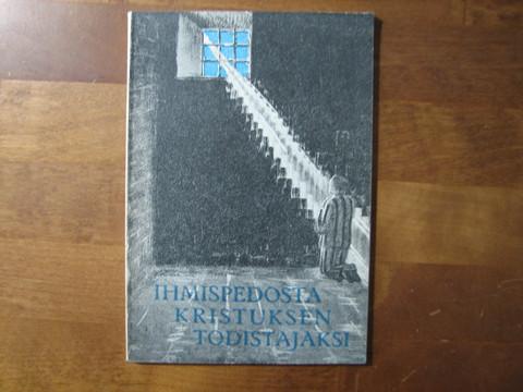 Ihmispedosta Kristuksen todistajaksi, S.J. Vainionpää