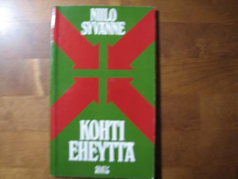 Kohti eheyttä, Niilo Syvänne