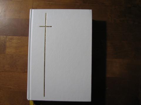 Raamattu, valkoinen, 1992