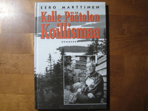 Kalle Päätalon Koillismaa, Eero Marttinen