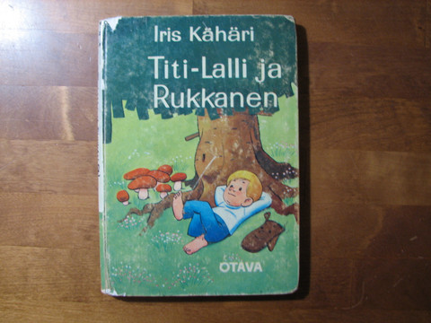 Titi-Lalli ja Rukkanen, Iris Kähäri