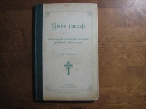 Ristin juuressa, Juho Reijonen