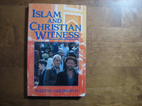 Islam and Christian Witness, Martin Goldsmith