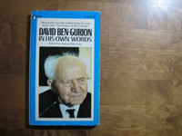 David Ben-Gurion in his own words, Amram Ducovny (ed.)