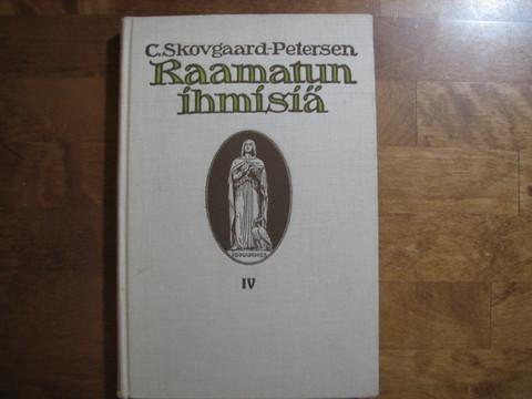 Raamatun ihmisiä IV, C. Skovgaard-Petersen
