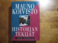 Historian tekijät, kaksi kautta II, Mauno Koivisto