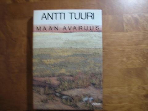 Maan avaruus, Antti Tuuri