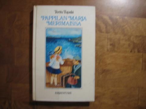 Pappilan Marja merimaissa, Terttu Tupala