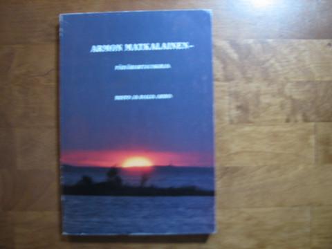 Armon matkalainen, päivähartauskirja, Risto ja Raija Arho