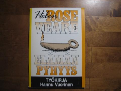 Elämän pyhyys, työkirja, Helen Roseveare