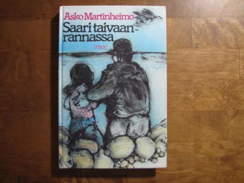 Saari taivaanrannassa, Asko Martinheimo