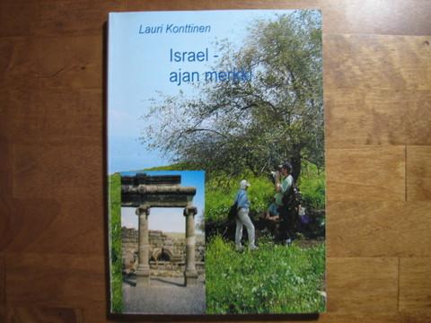 Israel - ajan merkki, Lauri Konttinen