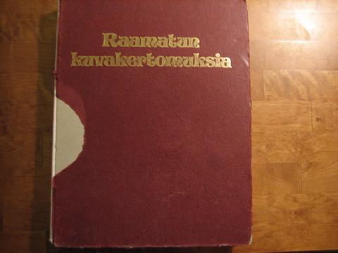 Raamatun kuvakertomuksia, Jenny Robertson, Gordon King