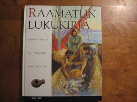 Raamatun lukukirja, Pentti Päivänsalo, Katri Päivänsalo, Martti Hellström