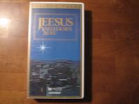 Jeesus, vaelluksen alku, VHS