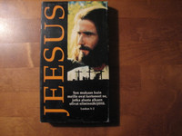 Jeesus, Jeesuksen elämä elokuvana, VHS