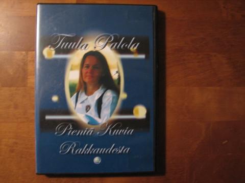 Pieniä kuvia rakkaudesta, Tuula Palola, cd + kirja