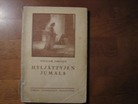 Hyljättyjen Jumala, William Jokinen