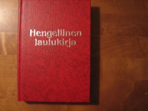 Hengellinen laulukirja, isotekstinen