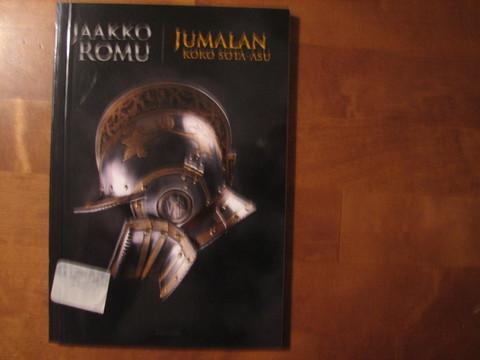 Jumalan koko sota-asu, Jaakko Romu, d2