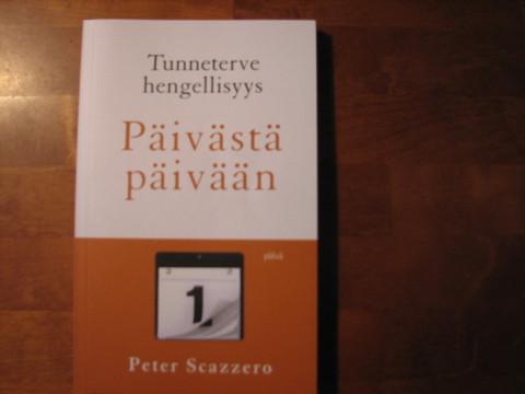 Tunneterve hengellisyys, päivästä päivään, Peter Scazzero