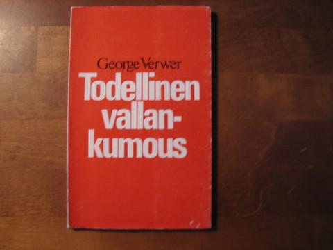 Todellinen vallankumous, George Verwer