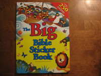The Big Bible Sticker Book, Jan Godfrey, Paula Doherty