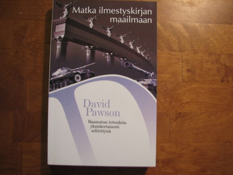 Matka Ilmestyskirjan maailmaan, David Pawson