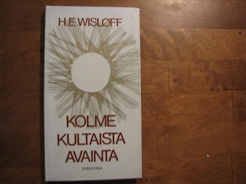 Kolme kultaista avainta, H.E. Wislöff