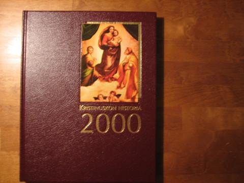 Kristinuskon historia 2000  1-3, Eino Murtorinne (päätoim.)
