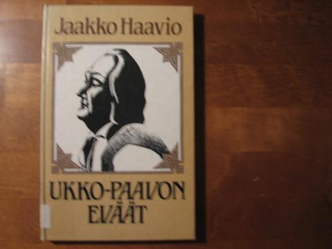 Ukko-Paavon eväät, Jaakko Haavio