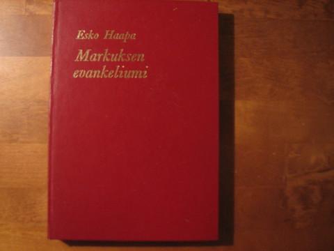 Markuksen evankeliumi, Esko Haapa