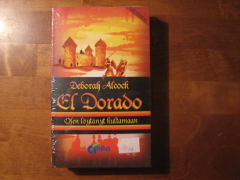 El Dorado, olen löytänyt kultamaan, Deborah Alcock