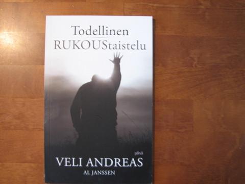 Todellinen RUKOUStaistelu, Veli Andreas, Al Janssen