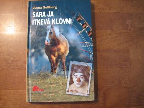 Sara ja itkevä klovni, Anna Sellberg