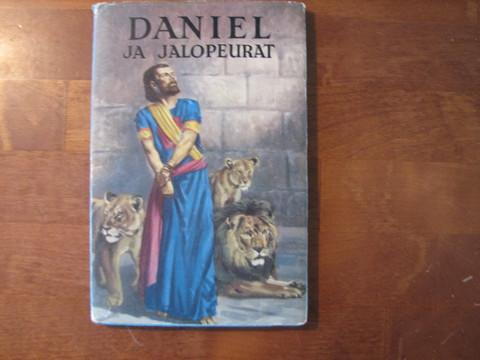 Daniel ja jalopeurat, Lucy Diamond