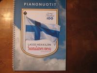 Suomalainen messu, pianonuotit, Lasse Heikkilä
