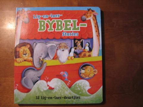 Lig en loer, Bibelstories, Michael Berghof, Gill Guile