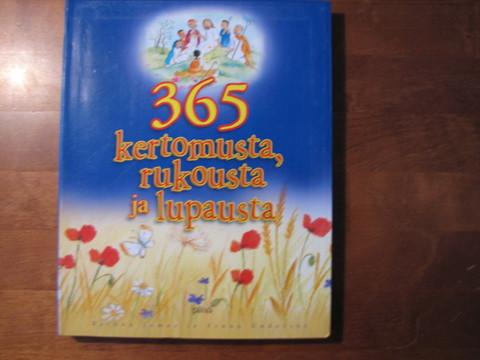365 kertomusta, rukousta ja lupausta, Bethan James, Frank Endersby, d2