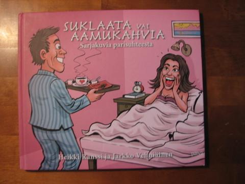 Suklaata vai aamukahvia, Heikki Ranssi, Jarkko Vehniäinen