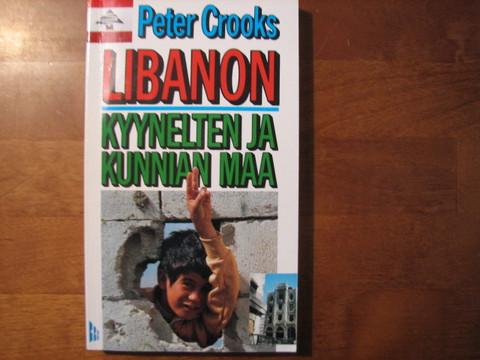 Libanon, kyynelten ja kunnian maa, Peter Crooks