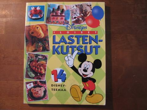Disneyn iloiset lastenkutsut, 14 Disney-teemaa