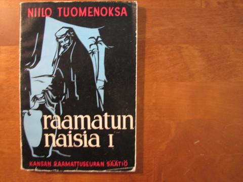 Raamatun naisia I, Niilo Tuomenoksa